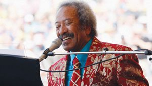 "Legendary New Orleans musician and composer Allen Toussaint, who penned such classics as ""Working in a Coal Mine"" and ""Lady ..."