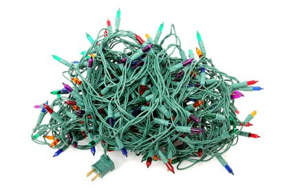 elgin recycling will give the library a portion of the proceeds from the money it receives dont toss those old christmas lights