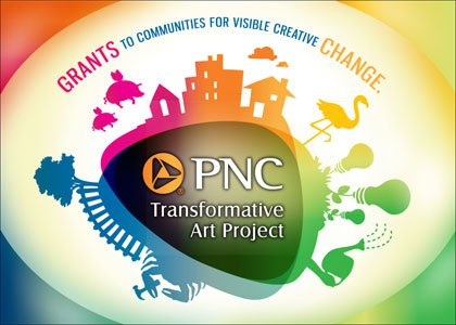The Baltimore Office of Promotion & The Arts is now accepting applications for the 2016 PNC Transformative Art Prize!