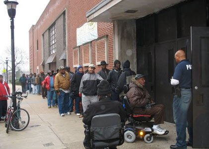 A Thanksgiving meal for displaced and disadvantaged people and families in West Baltimore will be provided by students at the ...