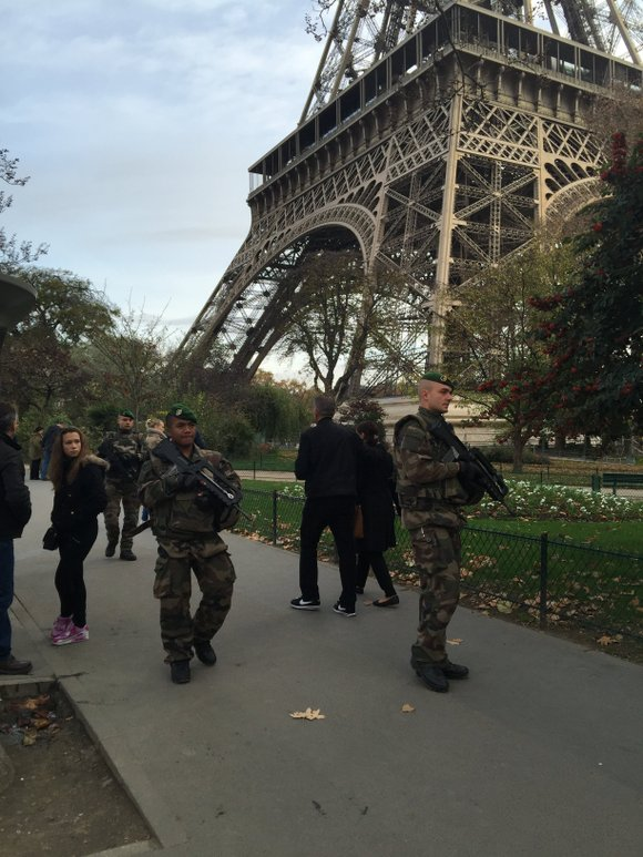Terrorist attacks in Paris forces a renewed focus by Caribbean governments on international terrorism.