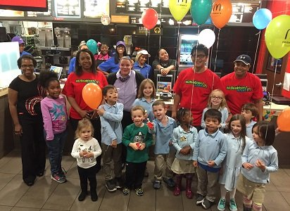 The McDonald's Family Restaurants of Baltimore continues their commitment to children's well-being with a special city wide McTeacher's Night fundraiser ...