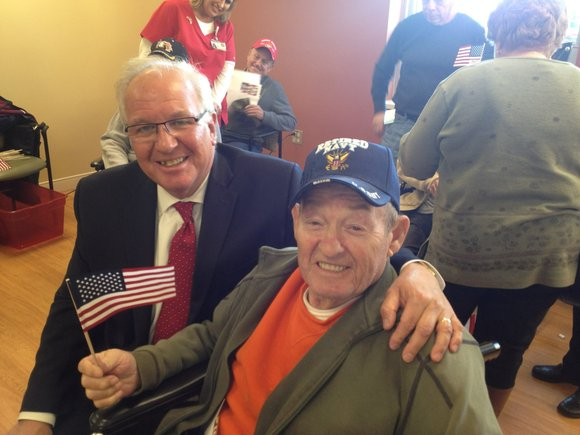 Manley, Lipinski to hold meetings with constituents and fairs aimed at seniors and vets.