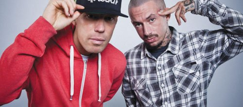 Los Angeles-based rappers Grouch and Eligh will hit Portland for their annual 'How The Grouch Stole Christmas' Tour this Saturday.