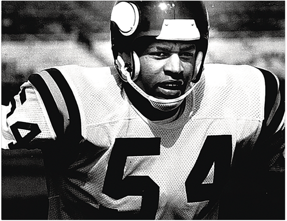 Former Minnesota Vikings linebacker Fred McNeill was among the most punishing tacklers.