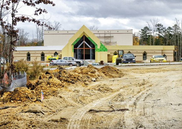 First Baptist Church of South Richmond has poured nearly $6 million into buying land and developing its long-planned satellite sanctuary ...