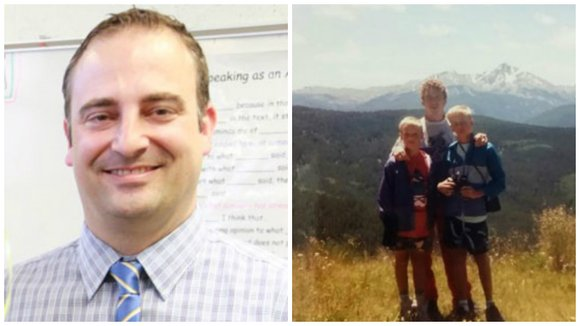 Ryan Kaiser, a Baltimore City social studies teacher at Mount Washington Middle School, was selected as Maryland Teacher of the ...