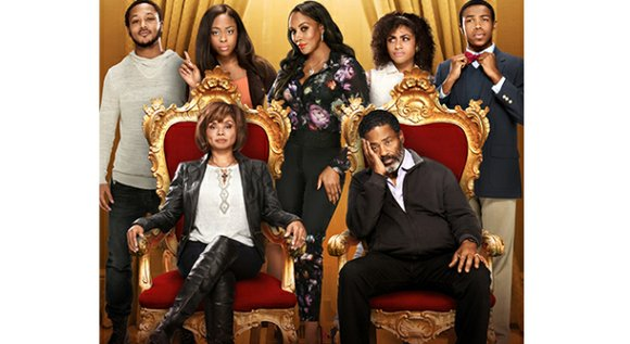 Debbi Morgan stars in TV One's original film, A Royal Family, alongside Richard Lawson, Romeo Miller, Vivica Fox and Tichina ...