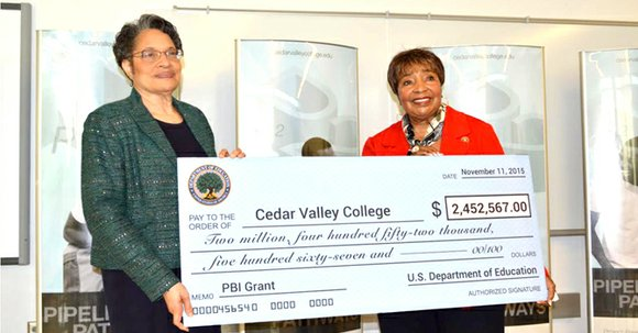 Cedar Valley College, one of seven independently accredited colleges that make up the Dallas County Community College District, has been ...