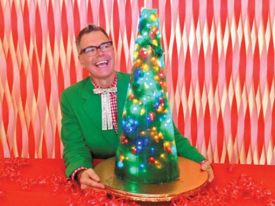 The Palmdale Playhouse, 38334 10th St. East, this week kicked off its 2015 Holiday Extravaganza