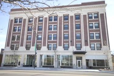 The former Strand hotel reopened last week as a 62-unit apartment complex at 6321 S. Cottage Grove Ave. in Chicago.