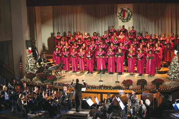 The Virginia Union University Concert Choir will present its annual Winter Concert at 7 p.m. Thursday, Dec. 3 in the ...