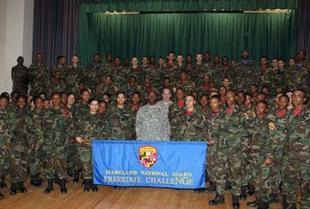 At the U.S. Army's Aberdeen Proving Ground about 20 miles northeast of Baltimore, 107 teens are on the verge of ...