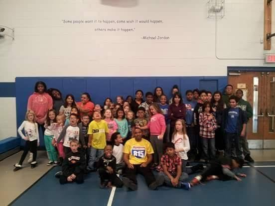 Joliet Unity Movement brings message to Dist  81 students