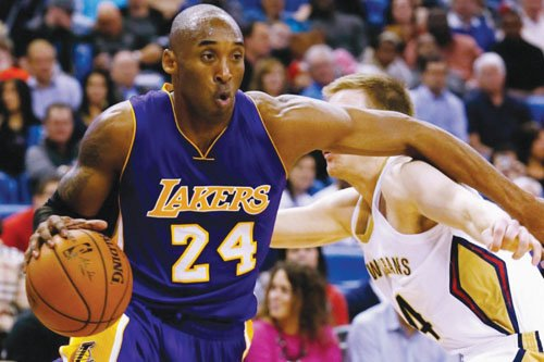 Kobe Bryant has decided to retire after this season, ending his 20-year career with the Los Angeles Lakers.