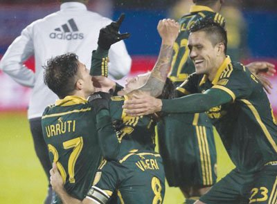 The Portland Timbers are Western Division champions of Major League Soccer and will play for the MLS Cup in a ...