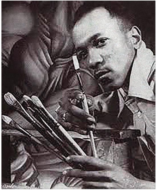 The legacy of artist Eldzier Cortor.