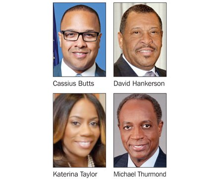 DeKalb Chamber President and CEO Katerina Taylor and former DeKalb School Superintendent Michael Thurmond are among five honorees at the ...