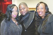 Joy Winn, Jay Britton and Phyllis Owens.