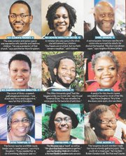 Emanuel African Methodist Episcopal Church keeps on its website this pictorial honor in remembrance of the pastor and eight church members slain by a white supremacist June 17 in the South Carolina church during a Bible study.