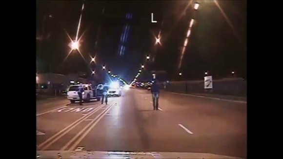 "Chicago police reports on the fatal shooting of 17-year-old Laquan McDonald last year are ""dramatically at odds"" with the dashcam ..."