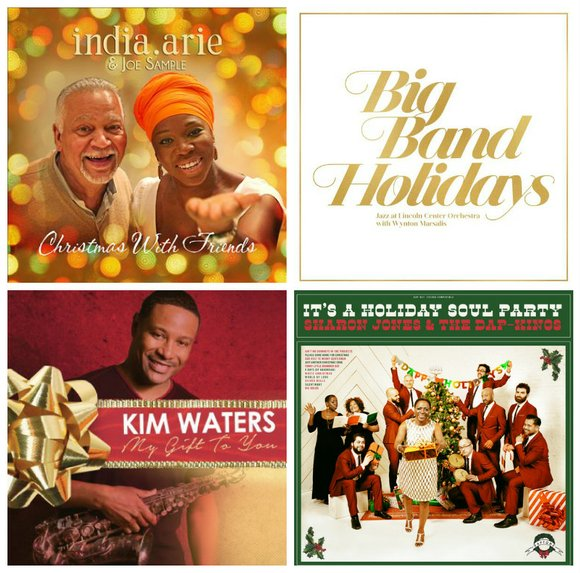 "Check out these 2015 holiday albums that are sure to ""make your spirit bright"""
