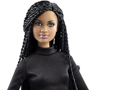 It looks like the special Barbie doll based on filmmaker Ava DuVernay is already sold out.