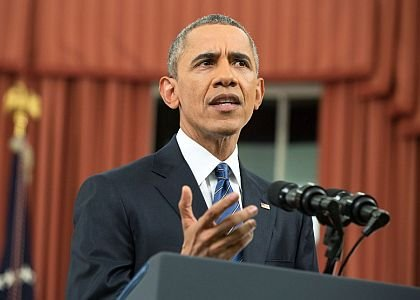 President Barack Obama says the U.S.-led coalition is making progress against Islamic State militants in both Iraq and Syria, as ...