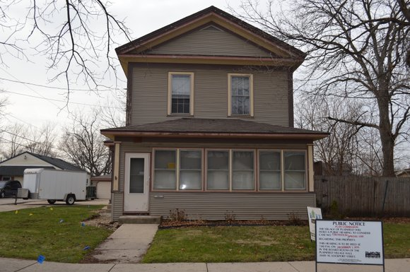 Downtown Plainfield will welcom two new businesses next year as a historic home undergoes renovation to become a 3-bedroom inn ...