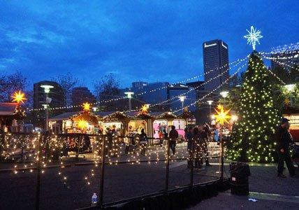 Popular German Christmas Village highlights holiday season   The ...