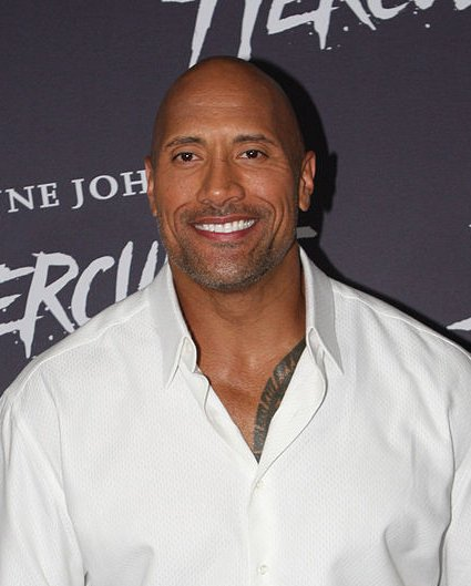 "Dwayne ""The Rock"" Johnson continues to crush it."