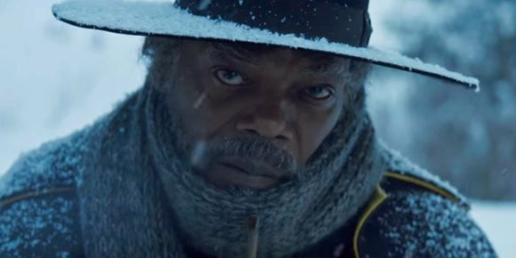 "As Quentin Tarantino enters into his eighth film with ""The Hateful Eight,"" I've lost count on how many times the ..."