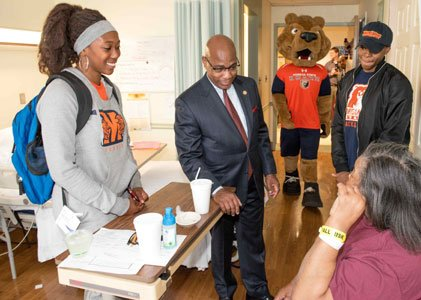 Recognizing that not everyone will have an opportunity to spend this holiday season at home with loved ones, Morgan State ...