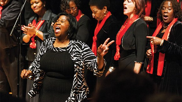 Now in its ninth year, the annual Christmas concert of the New England Conservatory Millennium Gospel Choir at the Museum ...