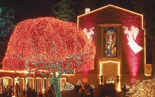 Since 1988, The Grotto's Christmas Festival of Lights has become a must-see holiday tradition celebrating the true meaning of Christmas.