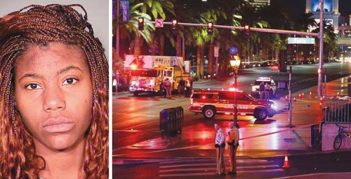 It wasn't long ago that a Portland woman arrested in a deadly Las Vegas Strip sidewalk crash seemed to be ...