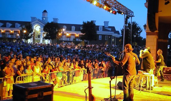 As it continues to host bigger, national music acts, the village of New Lenox is looking to make some upgrades ...