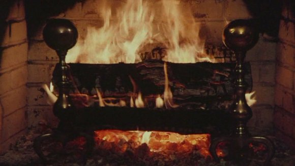 WLNY-TV (Channels 10/55) continues a holiday tradition by rekindling its Yule Log on Christmas Eve and Christmas Day.