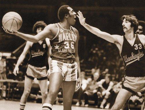 "Meadowlark Lemon, the ""clown prince"" of basketball's barnstorming Harlem Globetrotters, whose blend of hook shots and humor brought joy to ..."
