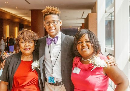 Since 1988, the Baltimore-based nonprofit CollegeBound Foundation has helped tens of thousands of low-income Baltimore City Public School (BCPS) students ...