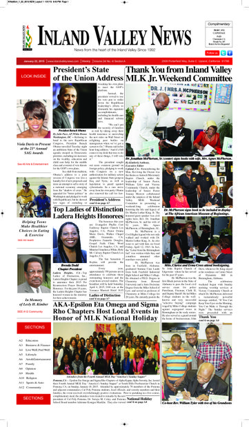 IVN January 22, 2015 Edition