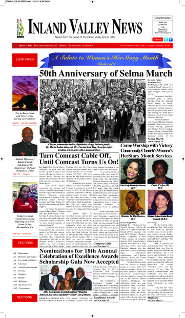 IVN March 5, 2015 Edition