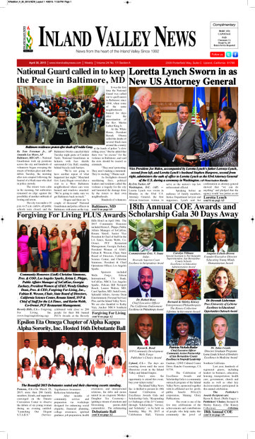 IVN April 30, 2015 Edition