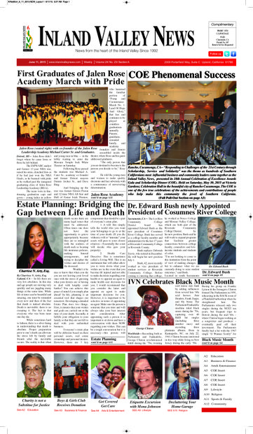 IVN June 11, 2015 Edition