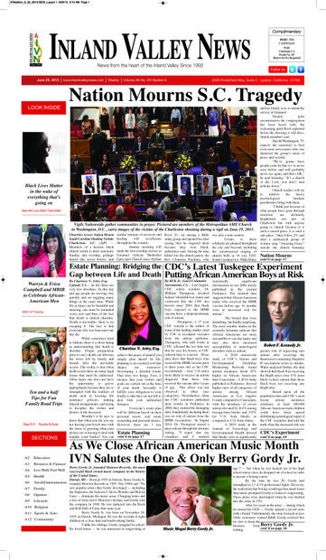 IVN June 26, 2015 Edition