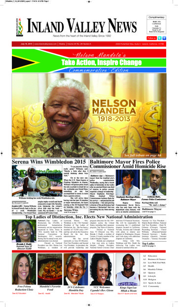 IVN July 16, 2015 Edition