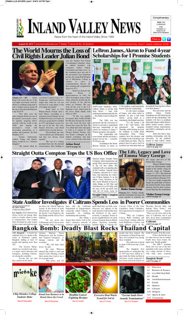 IVN August 20, 2015 Edition