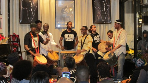 Umoja! Unity! There was a spectacular celebration on the first day of Kwanzaa at Sistas' Place in Bed-Stuy Saturday. It ...
