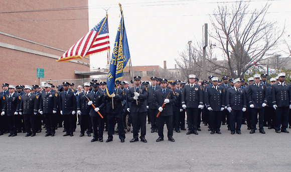 It was a long road for the Uniformed Firefighters Association, but they finally ratified a new deal.