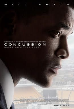 "First let me make a recommendation. Everyone should see the movie ""Concussion."" Actor Will Smith will probably get an Oscar ..."